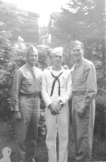 Dad (Grandpa), Uncles Eddie & Elliot 2