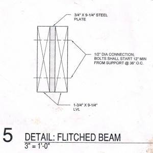 Flitch Beam 14-40-37