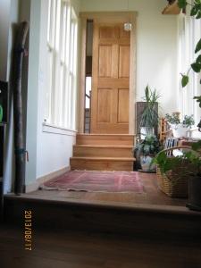 The culprit stairs