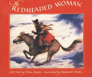 redheaded woman cover