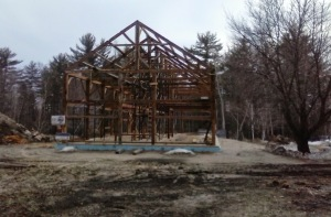 The new Woodshed -- April 2015