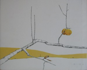 Apple Tree, written & illustrated by Peter Parnall